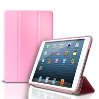 Photive SlimPad iPad Mini Smart Cover Case - Ultra Slim Smart Cover Case for The New iPad Mini Front and Back Protection (Built-in Magnets Activates Sleep/Wake feature)