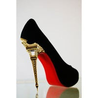 Christian Louboutin : Eiffel Tower Louboutins