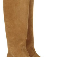 Jimmy Choo Yard Suede Knee Boots - $235.00
