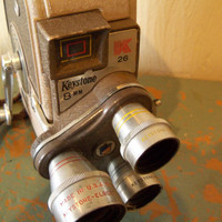 Keystone 8mm Video Recorder Vintage video by TheTravelingOwlShop