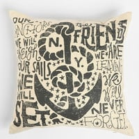 Anchors Away Pillow