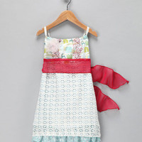 Hopscotch Designs - Sea May Dress - Toddler