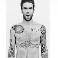 ADAM LEVINE by mellycattt