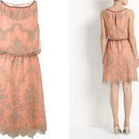 Retro To Go: Etienne Dress from Monsoon