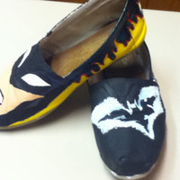 NEW Batman The Dark Knight Handpainted Toms
