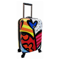 "Britto A New Day 22"" Spinner Case by Heys - CosmopolitanOutlet.com"