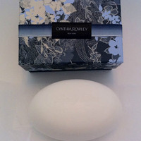 NEW Cynthia Rowley Egyptian Cotton Bath Bar - 12 oz