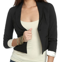 Lace Back Blazer | Shop Jackets at Wet Seal