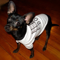 Dog Barcode t-shirt