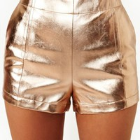 Hot Metal Shorts