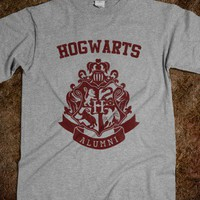 Hogwarts Alumni (Gryffindor) - Magic Wizard