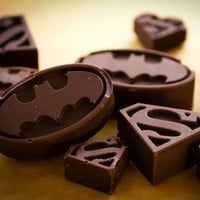 Batman Chocolate Platform - $11 | The Gadget Flow