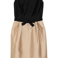 Milly | Silvie wool and silk-blend dress | NET-A-PORTER.COM