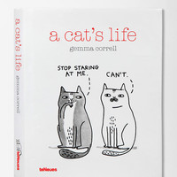Urban Outfitters - A Cat's Life By Gemma Correll