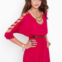 Cut It Out Dress in What's New at Nasty Gal