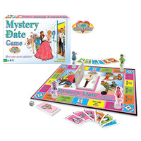 Mystery Date Game - The Afternoon