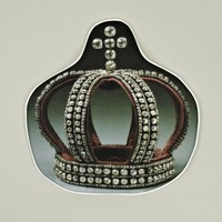 Crown Coin Holder