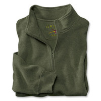 Cotton Sweatshirts for Men / Heathered Signature Softest Sweatshirt -- Orvis
