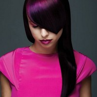 Gorgeous Punk Hair Color Idea - Punk Girl Hairstyles Pictures
