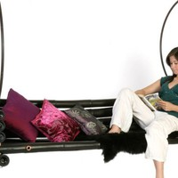 Boobams Swinging Bench - Myburgh Designs