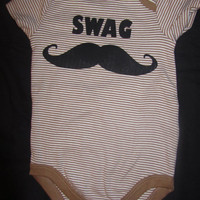 Swag baby Onesuit- 12 month You choose the style