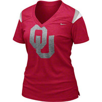Oklahoma Sooners Nike Youth Girls Replica T-Shirt