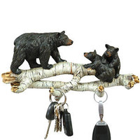 Bear & Birch Wall Hooks
