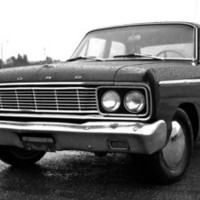 Urban black Fairlane Stretched Canvas by Vorona Photography | Society6