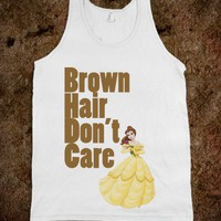 C - Brown Hair Don't Care 2 - Righteous