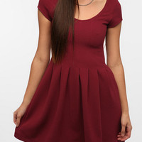 Urban Outfitters - Pins And Needles Textured Circle Dress
