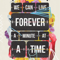 $17.99 Time of Your Life Art Print by Matthew Kavan Brooks | Society6