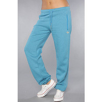adidas:The Sport Fleece Cuffed Track Pant in Heather Blue &... - Polyvore