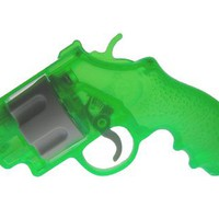 Russian Roulette Revolver Shots Drinking Game - Green