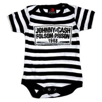 Johnny Cash Infant One-Piece - Baby 0-18 months Baby Wit