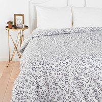 Urban Outfitters - Leopard Duvet Cover