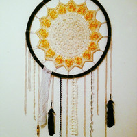 Extra Large Hula Hoop Dream Catcher