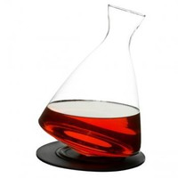 Carafe, rounded bottom with silicon stand - Wine & Bar - Tableware - Finnish Design Shop