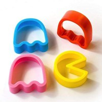 Pac Man Cookie Cutters - $18 | The Gadget Flow