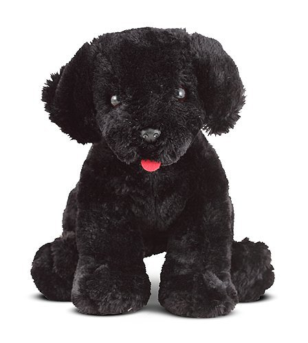 Melissa & Doug Benson Black Lab
