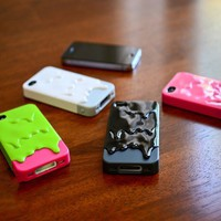 iPhone 4/4s Melt Case - $3 | The Gadget Flow