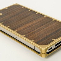 EXO10 Brass iphone case