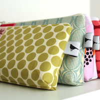 Perfect Purse Pouches Set No 3 Free Shipping by JuJuBaju on Etsy