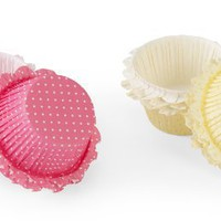 Martha Stewart Crafts Pastel Dotted Baking Cups