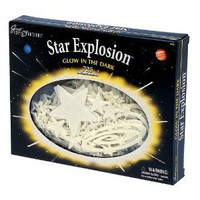 Amazon.com: Star Explosion Glow In The Dark: Toys &amp; Games