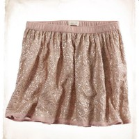 sequin skirt - Aerie