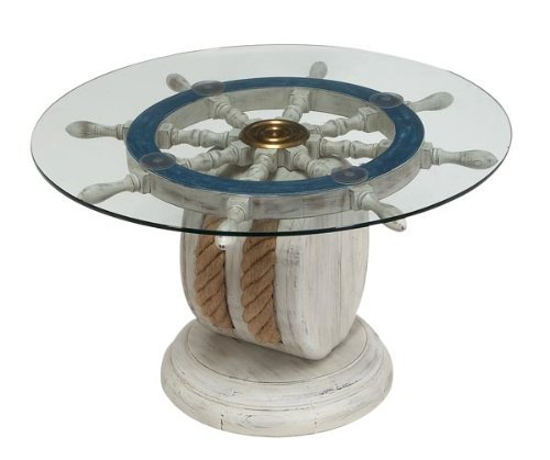 Unique Wood Ship Wheel Nautical Theme From Amazon Things I Want
