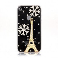 Iphone 4/4s Deckel \Eifel Tower\ [#00299995] - ?8.78 : Amazplus.com