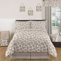Sweet JoJo Designs Giraffe Bedding Collection