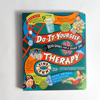 Do it yourself therapy book