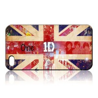 Amazon.com: ONE Direction Hard Case Skin for Iphone 4 4s Iphone4 At&t Sprint Verizon Retail Packing.: Everything Else